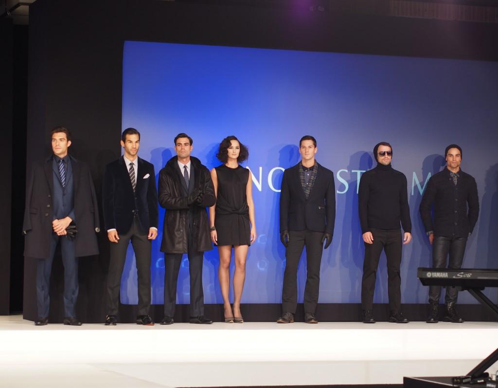 Bellevue fashion week 2013 Mens fashion show