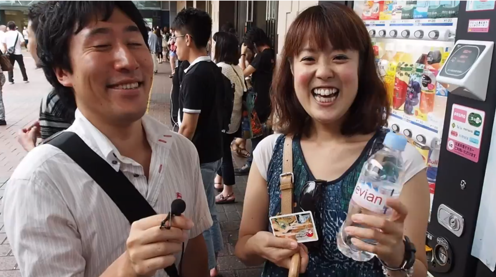 How to purchase a Suica Card in Japan