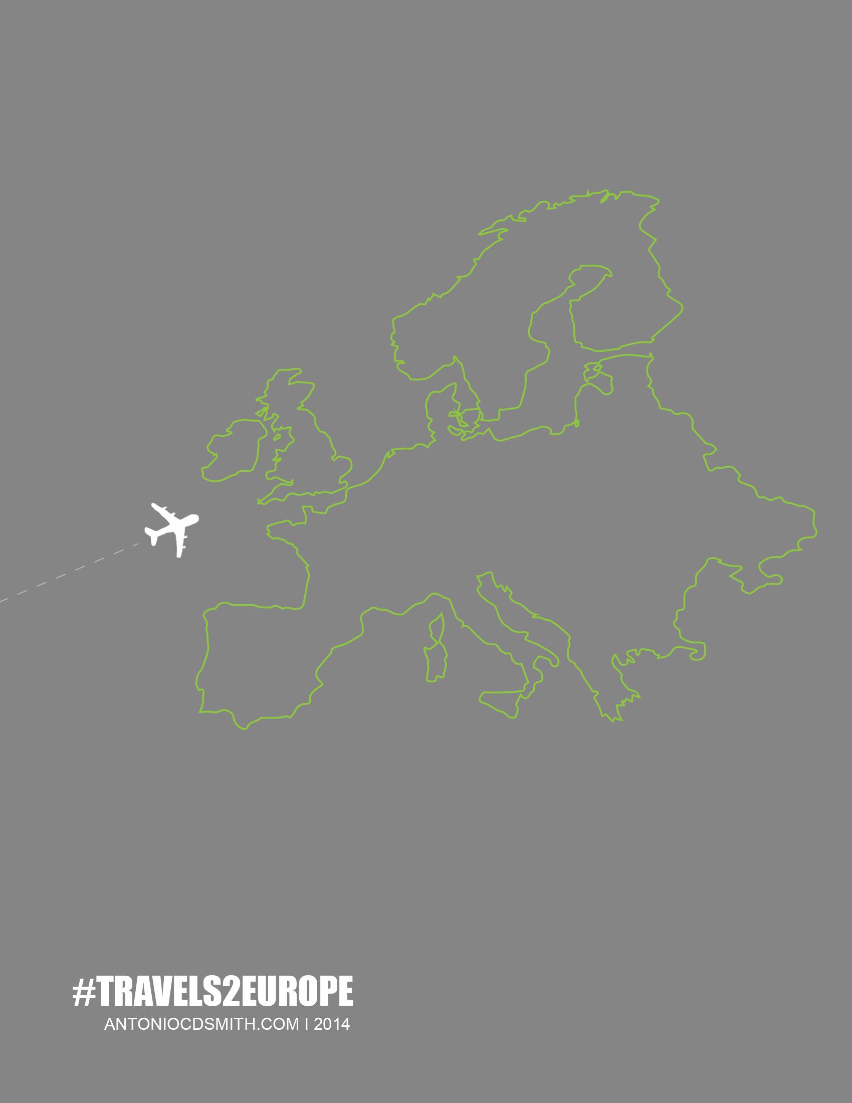 #Travels2Euro