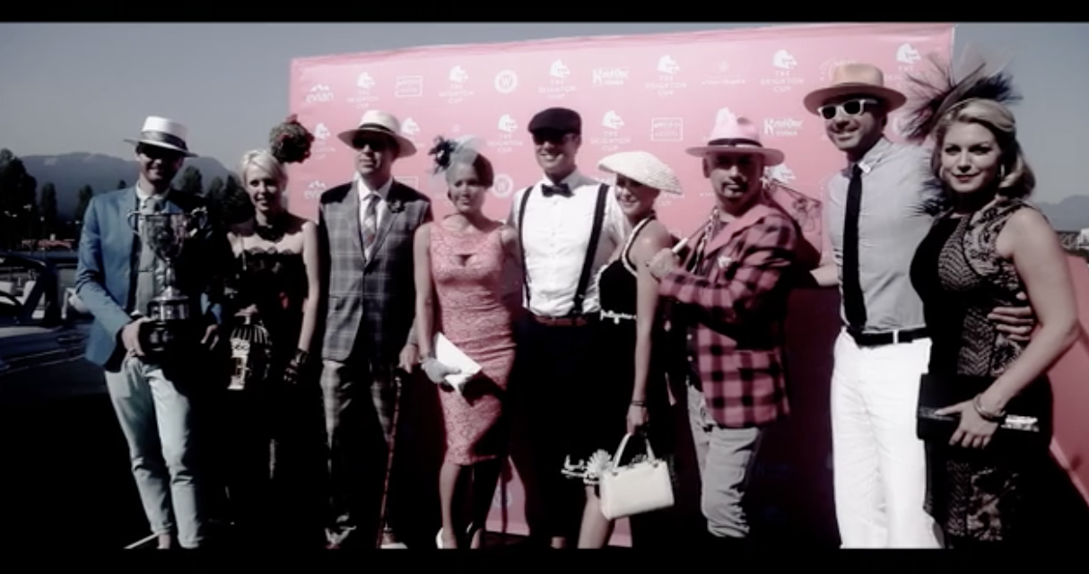 The Deighton Cup group picture
