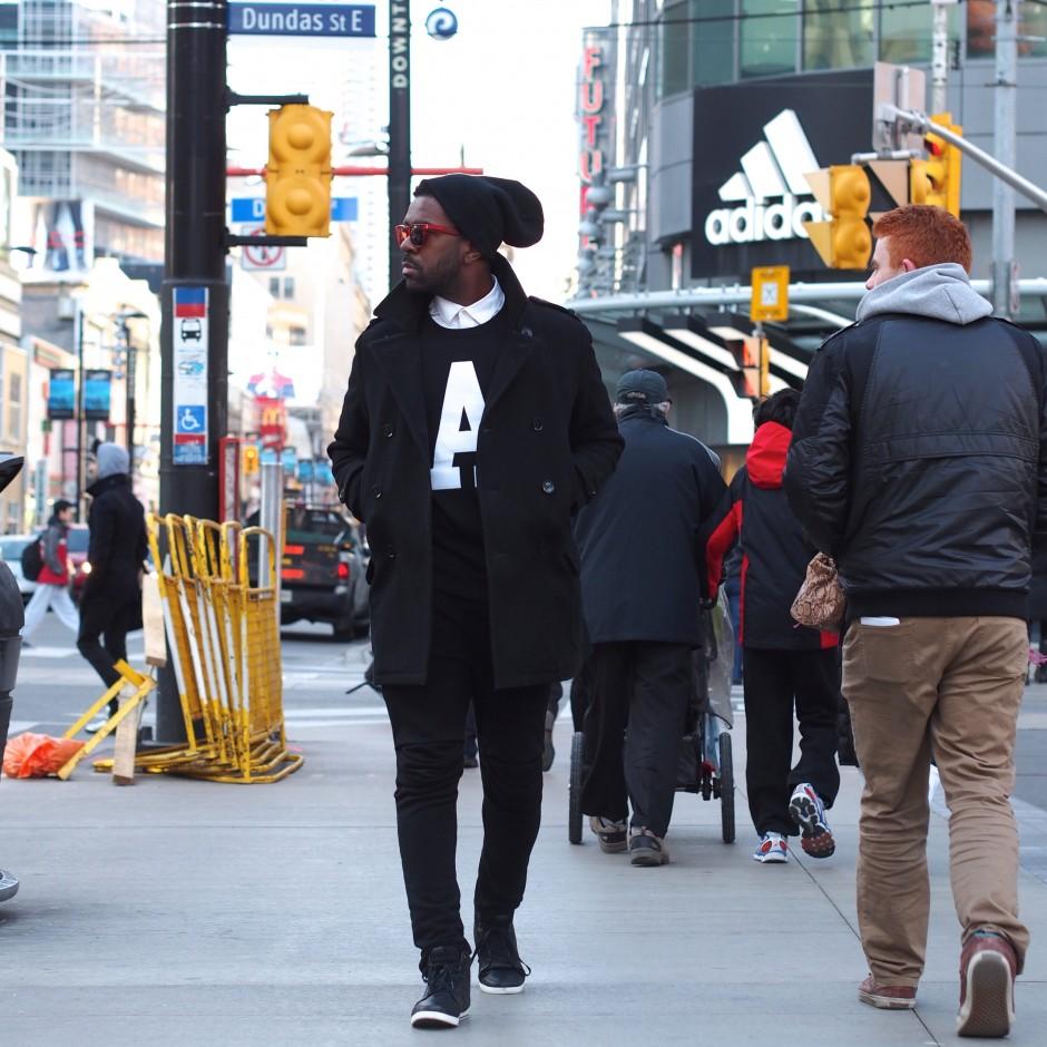 Mens fashion winter
