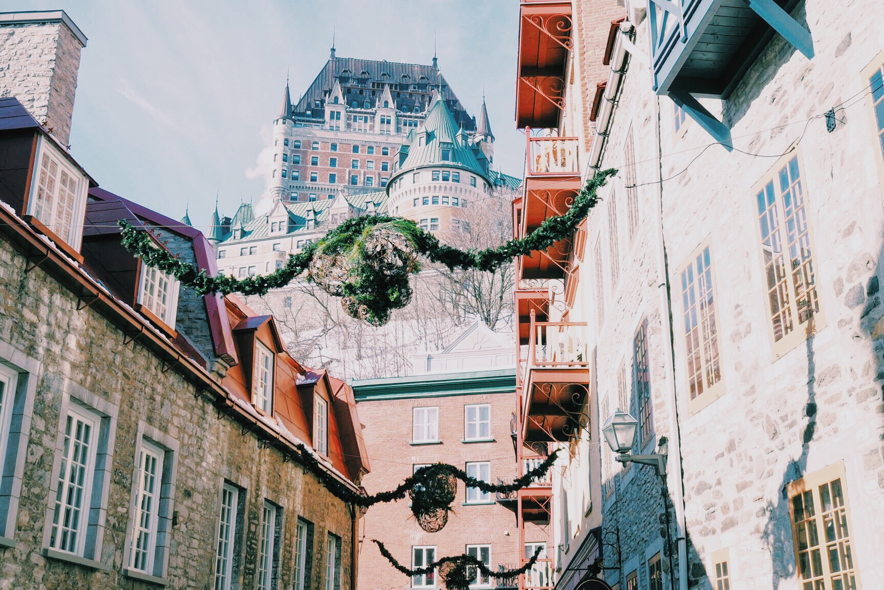 Presstrip, Quebec City